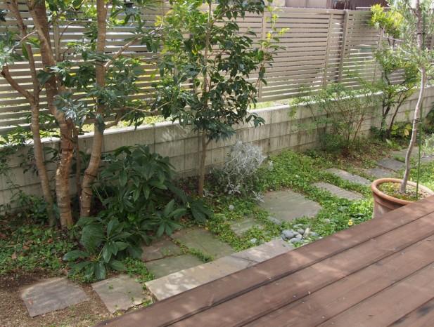 kitanagoya_y2ウッドデッキからの眺め