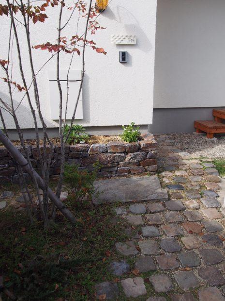 大府市の庭